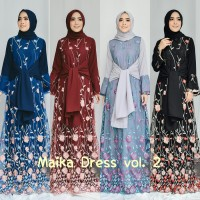 maika vol 2 by queenalabels (gamis/dress)