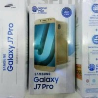 HP SAMSUNG GALAXY J7 PRO - J 7 PRO 2017 SEIN - BLACK - GOLD - SILVER