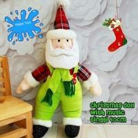 Jual Boneka Sinterklas Murah