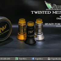 twissted messes automizer RDA