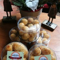 Jual Nastar Keju (butter Non Wisjman)- toples besar Murah