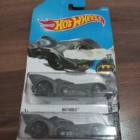 Jual Batmobile Batman HW Hot Wheels Diecast Car Mobil Hotwheels Murah