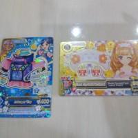 Jual Kartu/Card Aikatsu Rare&Acc Murah
