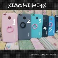 Jual Hard case i ring unicase FOR XIAOMI REDMI 4X /mi4x Murah