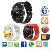 smartwatch v8 jam tangan android jam olahraga sport kado natal spesial