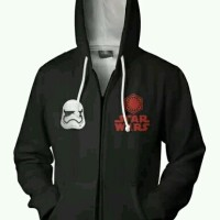 Jual Star Wars Hoodie (Self-Design) Murah
