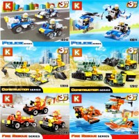 Jual Lego City 3 in 1 K10010 - K13011 Set 6 Box Murah