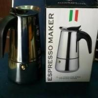 Jual stovetop espresso maker Murah