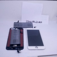 Jual lcd iphone 6 fulset touschreen plus baterai ori Murah