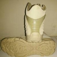 "sepatu DELTA FORCES 6"" INCHI BOOTS ARMY DESERT"