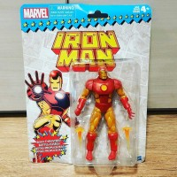 MARVEL LEGENDS NEO CLASSIC IRONMAN IRON MAN VINTAGE RETRO SERIES