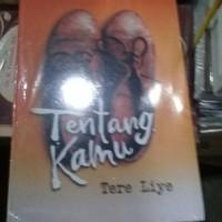 buku novel tentang kamu