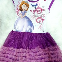Jual Sofia tutu dress - PL024 Murah