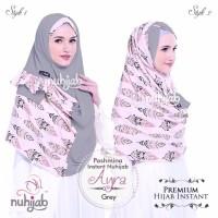 Jual Pashmina Instant Nuhijab - PIN Ayra Nu Hijab Murah