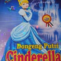 Dongeng Putri Cinderella Full Colour