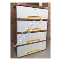 Jual Lemari Drawer Jumbo Napolly Murah