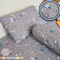 Sprei Petite Elle Bedding I'm Doraemon 200x200x25