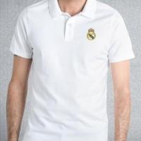 Jual POLO REAL MADRID - FOOTBALL TEAM ORDINAL APPAREL Murah