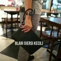Jual WVN8 Tas Hand Bag Clutch pria wanita impor BLAIR kecil Murah