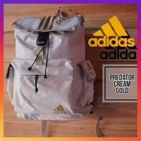 Tas Ransel Sekolah Anak Laptop Adidas Predator Pria Cowok Cewek Wanita