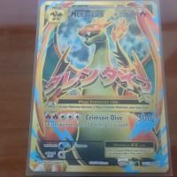 Kartu Pokemon Original Mega Charizard EX Full Art