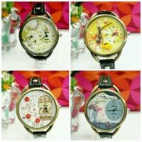 Jual  Jam Tangan Mini Korea miniature watch 3D T1310 Murah