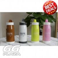 Jual Botol Minum Penyaring Teh 320ml - Multi-Color`4BHAFB- Murah