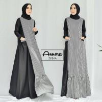 Jual Ima Syari  Platinum + Cotton Stripe Murah