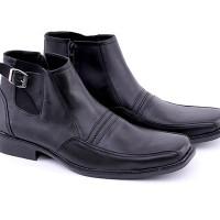 Garucci GHD 0393 Sepatu Formal Boots Pria Berkualitas