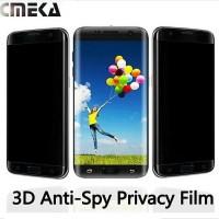 Jual PROMO Tempered Glass SPY Samsung Galaxy S6 Flat Screen Protector Ant  Murah