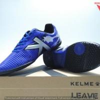 Harga sepatu futsal kelme star evo royal blue original 1103703 new 201 | antitipu.com