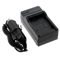 Camera Travel Charger for Sony DSLR with Car Charger - NP-FW50 - AD30B