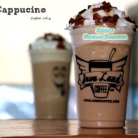 Bubuk Minuman Bubble Powder Drink Cappuccino ORIGINAL Javaland 1kg
