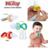 Jual NUBY The Nibbler Mesh Fruit Food Feeder Jaring Makanan Buah Bayi Murah