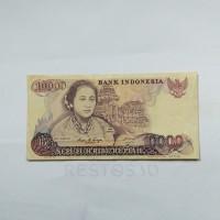 Jual Uang Kuno 10000 Rupiah Tahun 1985 Edisi R.A. Kartini Murah