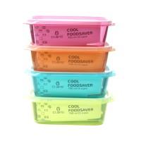 SALE CLARIS - Set of 4 - Lunch Box Kotak makan RC Foodsaver 750 ml