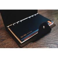 Jual  Power Bank 5200mAh Emie Power Blade dengan Binder Book  Blac T3009 Murah