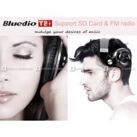 Jual  Bluedio Turbine T2  Headphone Bluetooth Card Slot   FM Radio   Bi T19 Murah