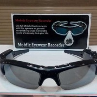 Kacamata Sunglasses Spy Hidden Camera Mobile Eyewear Recorder Kamera