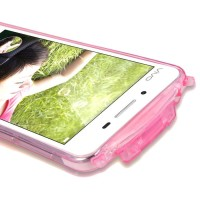 RABBIT EAR Vivo X Play 3s Xplay3s soft case back cover casing hp lucu