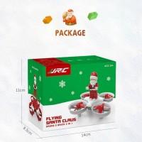 Jual Drone JJRC H67 Flying Santa Claus Christmas Songs Murah