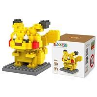 Jual Pokemon Nano Block Pikachu - Multi-Color Limited Murah