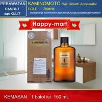 Jual KAMINOMOTO Hair Growth Accelerator GOLD Murah
