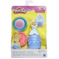 Play-Doh Mix'N' Match Disney Princess - Cinderella