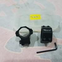mounting tele double baut Merk BSA