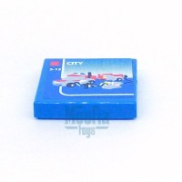 Jual Lego Part Other Decorated Tile 2 x 2 with Lego Fire Car and CITY Murah