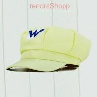 MARIO BROS cap / hat / topi cosplay kostum K843