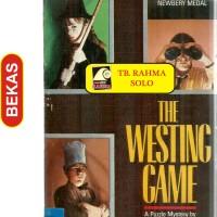 Jual BL-1.703.THE WESTING GAME.ELLEN RASKIN.AN AVON FLARE BOOK Murah