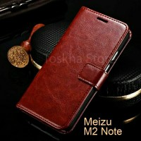 Jual Promo Wallet Case Meizu M2 Note Premium Leather Case Murah