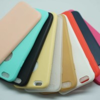 CASING HP SUPERTHIN JELLY DOFF FOR IPHONE 5/S